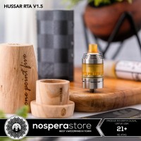 Hussar RTA V1.5 - Authentic by Hussar Vapes Poland