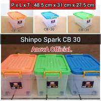 BOX CONTAINER. SHINPO SPARK CB 30. CB30.