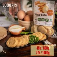 Goodeats Fish Tofu Original 500gr ( Frozen Food )