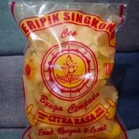 Keripik Singkong cap bunga cempaka 125gr