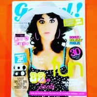 Majalah GOGIRL No.64 Mar 2010 Cover KATY PERRY