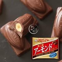 Fujiya Almond Chocolate Bag [22 pcs]