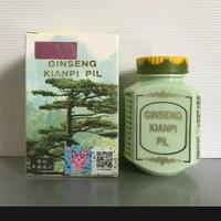 Ginseng Kianpi Pil WISDOM New paking