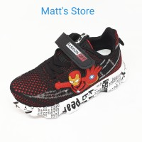 Sepatu kets anak impor keren dan stylish (XM 503-1) - size 27-32