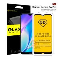 Full Cover Tempered Glass Warna 5D / 6D / 9D Xiaomi REDMI 8A Pro