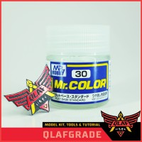 Mr Color FLAT BASE C30 C 30 cat gundam model kit airbrush