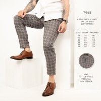 Celana Panjang Pria / Celana Kotak Kotak
