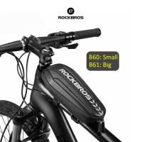 ROCKBROS B60 / B61 MTB Bike Frame Waterproof Bag - Tas Sepeda