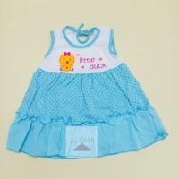 Dress Bayi Bear 2/baju bayi perempuan