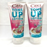 Lotion Tone Up Citra Pearly White UV 180 gr