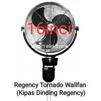 Kipas Dinding Besi Regency Tornado Wallfan 16 inci Kipas Mesjid
