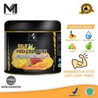M1 MUSCLE FIRST GOLD PRO CREATINE 300 GRAM POWDER CREATINE MONOHYDRATE