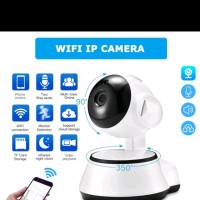 Murah New Kamera Cctv wifi Rotating Ip Camera Terbaru Infraret Night