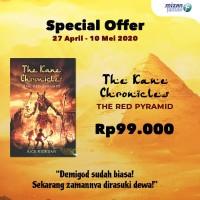 The Kane Chronicle : The Red Pyramid/Rick Riordan/Noura Books