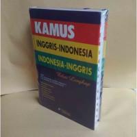 Kamus Inggris-Indonesia ; Indonesia-Inggris Edisi Lengkap