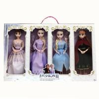Boneka elsa anna/ frozen 2 / elsa doll/barbie elsa anna /boneka barbie