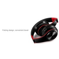 Headphone Headset earphone HP laptop Gaming Bluetooth TF Mic Super Bas