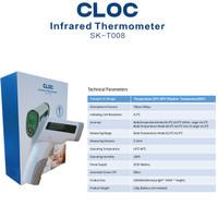 Thermometer Infrared Gun CLOC SK-T008 Original BERGARANSI