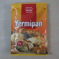 FERMIPAN RAGI KERING 4 x 11 GRAM/INSTANT YEAST /RAGI KERING