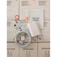 Charger Cas iPhone Original 100% iPhone SE 5 5S 6 6S 7 8 X set Kabel
