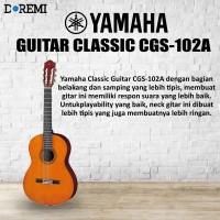 Yamaha CLassic Guitar CGS-102A