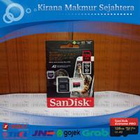 Sandisk Extreme Pro Micro SD 128GB / MicroSD Sandisk Extreme Pro 128GB