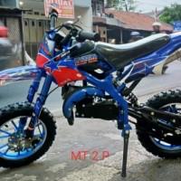 Motor Mini Trail 50cc 2Tak