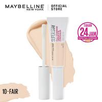 Maybelline Superstay 24H Full Coverage Concealer - 10-Fair