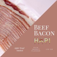 BEEF BACON 150gr