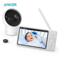 Video Baby Monitor, eufy Security Video Baby Monitor with Camera