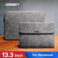"Ugreen Tas Notebook 13 inch Ugreen Bag Case Sleeve Storage Laptop 13"""