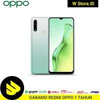 OPPO A31 2020 4/128 GARANSI RESMI 1 TAHUN OPPO INDONESIA