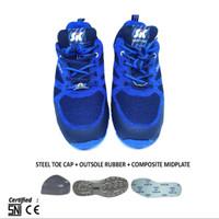 Sepatu Safety Eurostat - Harrier