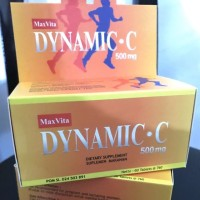 dynamic c 500mg isi 60tablet