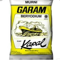 Garam Beryodium Cap Kapal 500 gram