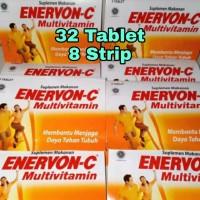 Enervon C 8 Strip isi 32 Tablet