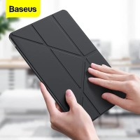 Baseus Jane Y-Type Leather Case For IPad 10.2 INCH 2019 High Quality