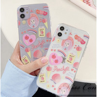 Casing Soft Case iPhone 11 Pro Max iPhone 6 6s 7 8 Plus iPhone XR X XS