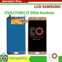 LCD Samsung J710/J710F/J7 2016 Kontras +Touchscreen