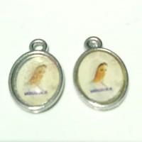 medali rosario Maria Medjugorje kecil