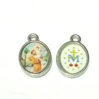 medali Santo St Kristoforus 1 cm