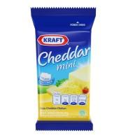 KEJU KRAFT 30 GR CHEDDAR CHEESE MINI SACHET