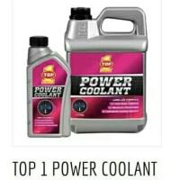 Air Radiator Power Coolant Top 1 Warna Merah 1liter