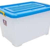 CONTAINER BOX 130 LITER SHINPO mega SIP 116 CB 130 PLASTIK