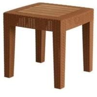 Meja Tamu / Teras Coffee Table Plastik MRP-TABITHA