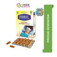 Fibril 3 Blister @10 kapsul (isi 30 kapsul) Obat Herbal Tipes