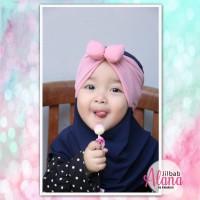 Jilbab Anak Balita Kerudung Bayi / Jilbab Baby Alana