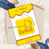 Parfum Mobil Zwitsal Baby