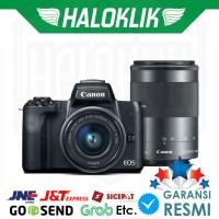 Canon EOS M50 M 50 15-45mm + 55-200mm Mirrorless Digital Camera