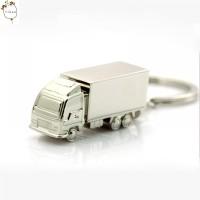 Mini Fashion Accessories Jewelry Key Chain Truck Pendants Car